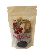 Dried Organic Fruit Medley 6oz.
